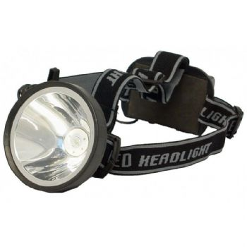 Clulite HL13 250 Metre LED Wide and Focused super Spot Rechargeable Headlamp